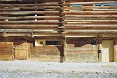 Umnutzung Stallscheune in Wohnbaute Construction, Architecture, Wood, Planner Organization, Clay Soil, Wood Store, Human Settlement, Barn, New Construction