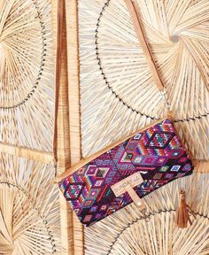 Our Gabby Convertible Clutch is handwoven by artisans in Guatemala. Ethical Shopping, Camera Straps, Turkish Towels, Luxury Handbags, Evening Bags, Cross Body, Convertible, Clutches, Hand Weaving