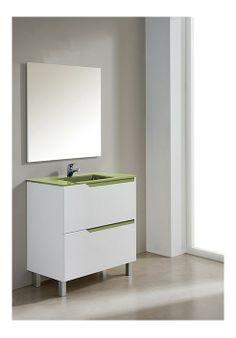 Lavabo Verde Pistacho.Las 37 Mejores Imagenes De Muebles Para Bano Conjuntos