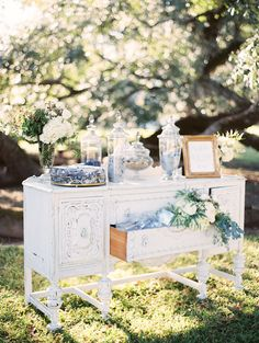 At Southern Weddings you'll find daily Southern wedding inspiration, real Southern weddings, and the best Southern wedding vendors. Navy Wedding Colors, Blue Wedding, Wedding Bells, Dream Wedding, Wedding Things, Wedding Ceremony, Wedding Stuff, Wedding Flowers, Confetti Bars