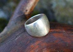 Mestermerket ring i sølv. Vintage