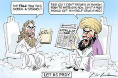Jornal australiano publicou charge que mostra o profeta Maomé