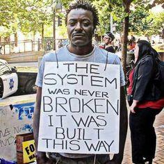 Broken System vs Design