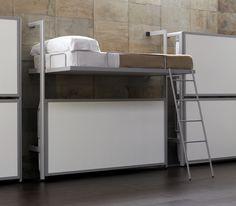Wall Bunk Bed - fold away bunk bed - folding bunk bed