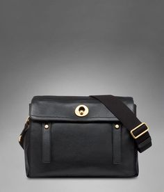 Large YSL Muse in Black Patent Leather at http://www.ysl.com/en_US ...