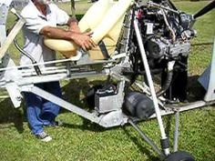 How to build your own gyrocopter