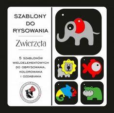 Szablony Puzzle - Zwierzęta - Słonik Scrapbooking, Electronics, Phone, Telephone, Scrapbooks, Mobile Phones, Memory Books, Scrapbook, Consumer Electronics