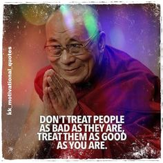 Don't treat people as bad as they are, treat them as good as you are Best Templates, Blogger Templates, Treat People, How To Look Pretty, Buddha, Motivational Quotes, Motivating Quotes, Motivation Quotes, Motivational Words