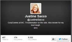 How To Tweet Yourself To Unemployment: The Justine Sacco Chronicles (Plus, social media tips that millennials need to follow!)