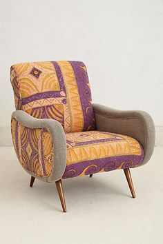 Patchwork Chair from Anthropologie - $1598.00
