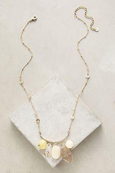 Gatherer Necklace #anthropologie