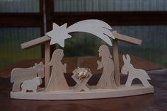 vánoční+betlém+délka38cmx9cm+výška20cm+vyrobeno+s+olše