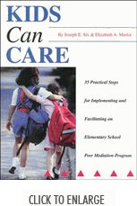 Kids Can Care/Grades 3-6-Peer Mediation Guide