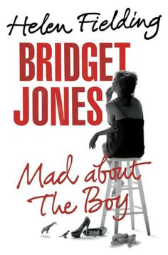 "After a decade-long hiatus, Helen Fielding is back with her much-anticipated sequel to her two Bridget Jones books, Bridget Jones: Mad About the Boy. In the funny yet poignant novel, a newly single Bridget must deal with ""loss, single motherhood, tweeting, texting, technology, and rediscovering her sexuality in — warning! Bad, outdated phrase approaching! — middle age."""