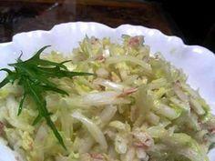 ゆず胡椒で白菜のツナサラダ の画像