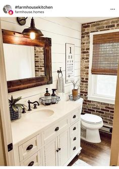 natur aesthetic 30 Lovely Farmhouse Decor For Bathroom You Have To Try - Modern urban farmhouse are home design keywords that are very popular today as the natural aesthetic vibe is very much in sync with being grounded to . Bathroom Renos, Small Bathroom, Bathroom Ideas, Bathroom Wall, Cottage Bathroom Decor, Zebra Bathroom, Paris Bathroom, Neutral Bathroom, Budget Bathroom