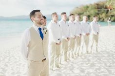beach-wedding-groom-suit                                                                                                                                                                                 More