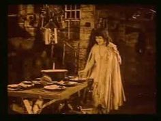 A Youtube video clip from the 1916 Snow White film. Starring Marguerite Clark as Snow White. This silent movie was released on Christmas Day in 1916. This video shows Snow White walking in the woods and asking help from animals for directions. She then stops by a house and goes inside. Snow White cooks up a meal and enjoys it. She then asks who she goes to to pay for her meal.