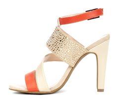 SAVANNAH colorblock sandal  LOVE THESE!!!!