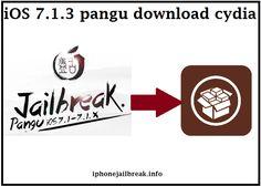 iOS 7.1.3 pangu jailbreak