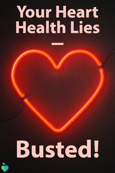 The #health fibs you tell yourself can impact your risk of #heart disease and #stroke.
