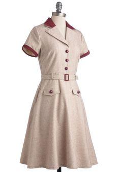 Technical Writer Dress | Mod Retro Vintage Dresses | ModCloth.com
