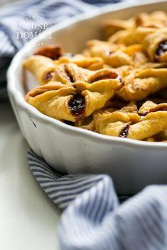 Mrkvové šátečky s povidly 2, Foto: Hodně domácí Apple Pie, Macaroni And Cheese, Waffles, Goodies, Food And Drink, Baking, Breakfast, Cake, Ethnic Recipes