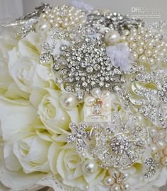 feather wedding bouquets - Google Search