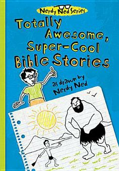 totally awesome super cool bible stories