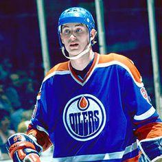 Gretzky Wayne Gretzky, Edmonton Oilers, National Hockey League, World Of Sports, Hockey Players, Nfl, Legends