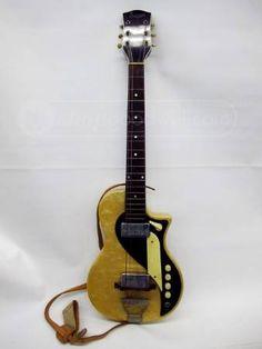 Supro Guitar, Beautiful