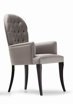 Let's breathe life into the dining room with these stylish and comfy dining chairs.  Their leather and that splash or spill will be wiped away without a trace. These chairs can also be easily sanitized because they are not cloth. Just a little wipe with a lysol wipe and it's clean.