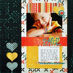 *Bandz Love* New BasicGrey Core'dinations Cardstock! - Scrapbook.com BasicGrey - Max and Whiskers Collection