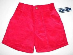 OP Corduroy Shorts~Size 9 Different Colors Available~ New Old Stock Corduroy Shorts, Vintage Shorts, Different Colors, Bermuda Shorts, Swimwear, Clothes, Accessories, Shoes, Fashion
