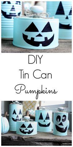 tin can pumpkin pinterest image