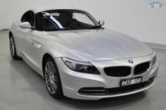 2011 BMW Z4 E89 sDrive23i MY11.5 Steptronic