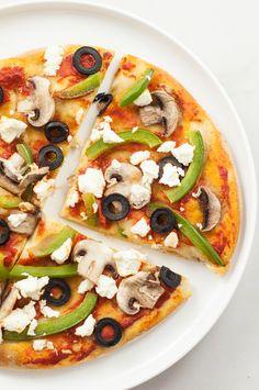 How to Make Gluten Free Pizza Dough Gluten Free Pizza, Gluten Free Flour, Foods With Gluten, Sans Gluten, Best Pizza Dough Recipe, Regular Pizza, Good Pizza, Cooking Recipes, Slow Cooker Recipes