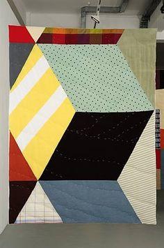Tumbling Blocks by Ulla von Brandenburg