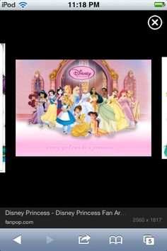 Every one can be a princess
