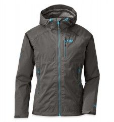 92c21d8e355 Women s Clairvoyant Jacket™ Waterproof Gore-Tex Active Technology merges  with supple fabric and stylish