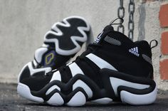 adidas Crazy 8 - Black  Running White