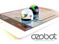 Ozobot is raising funds for Smart Robotic Game Piece for Physical & Digital Play on Kickstarter! Revolutionizing the way you play. on digital touch screens, on paper and on game boards. Latest Gadgets, Gadgets And Gizmos, Tech Gadgets, Cool Gadgets, Apple Ipad Accessories, Digital Play, Geek Gear, Digital Technology, Latest Technology