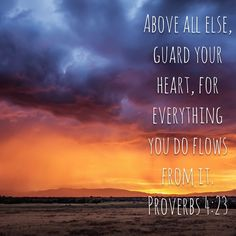 Best Bible Verses, Guard Your Heart, Proverbs, Beach, Water, Quotes, Outdoor, Gripe Water, Quotations
