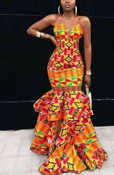 African dress for women /Ankara wedding dress/African clothing for women/Handmade dress/Traditional dress /African shop - African fashion African Party Dresses, African Wedding Dress, African Print Dresses, African Dresses For Women, African Attire, African Women, African Clothes, African Outfits, African Fashion Ankara