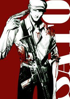 Ajin - Satou-san Ajin Terrorist