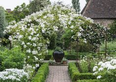 Sissinghurst: the iconic garden and its future