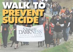Champion supports the Out of the Darkness Walk to Prevent Suicide - Coweta County 2013