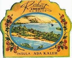Ciresarii: Insula fortăreață ADA-KALEH / Ada Kaleh is a town in Romania with many ethnically Turkish people