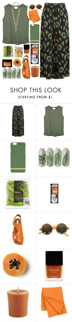 """""""Maya"""" by majomilk ❤ liked on Polyvore featuring Etro, Richmond & Finch, Studio B by Magenta, STELLA McCARTNEY, NARS Cosmetics, Butter London, Pier 1 Imports, Pine Cone Hill and Forever 21"""