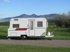 Red Dale Travel Trailer
